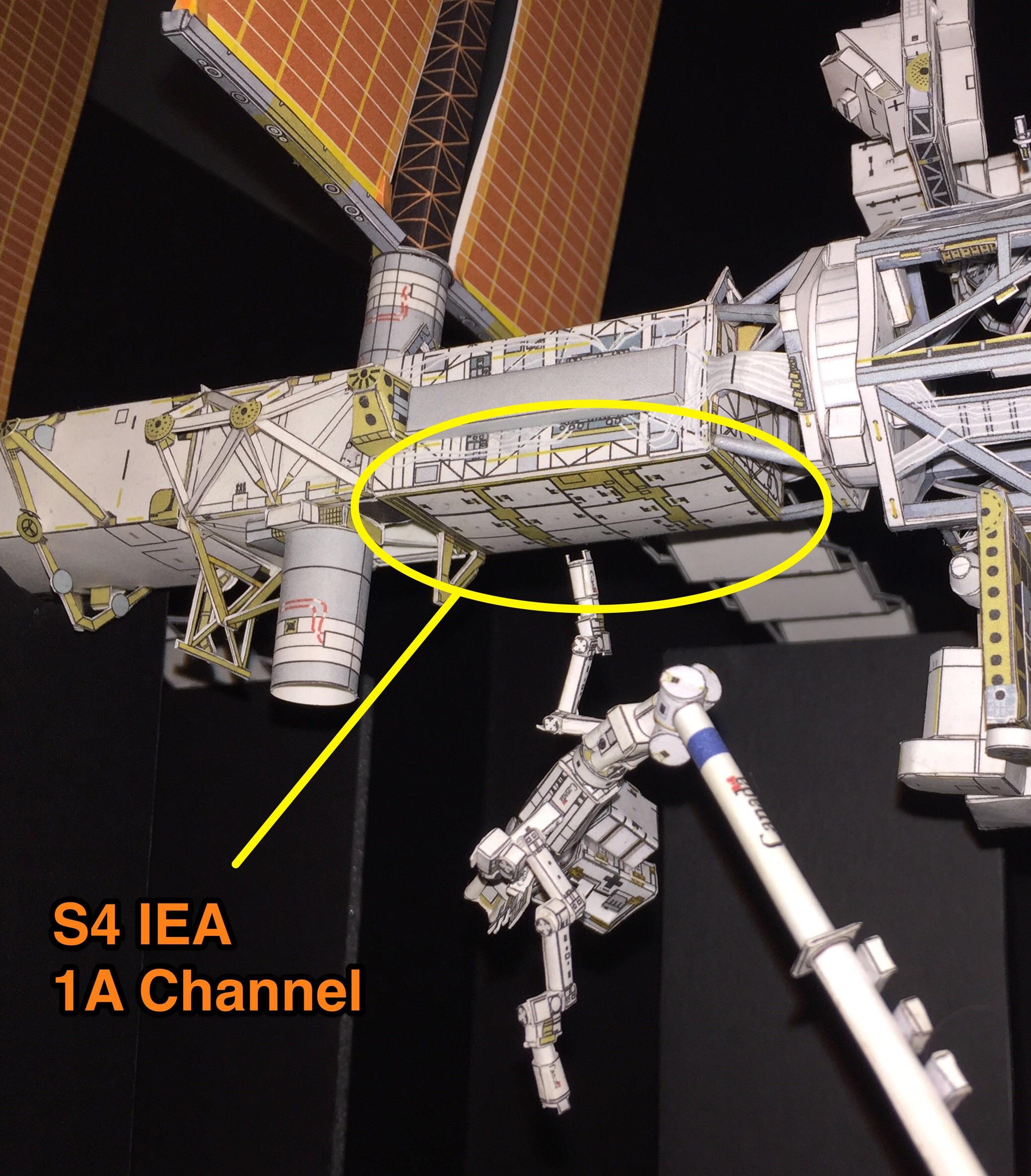 HTV-6 Robotics Operations – Part 3 | AXM Paper Space Scale Models Blog